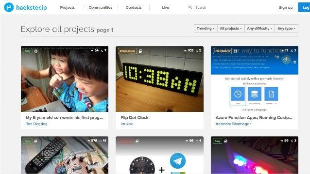 Bandung Iot Maker Day 3 Maker Movement