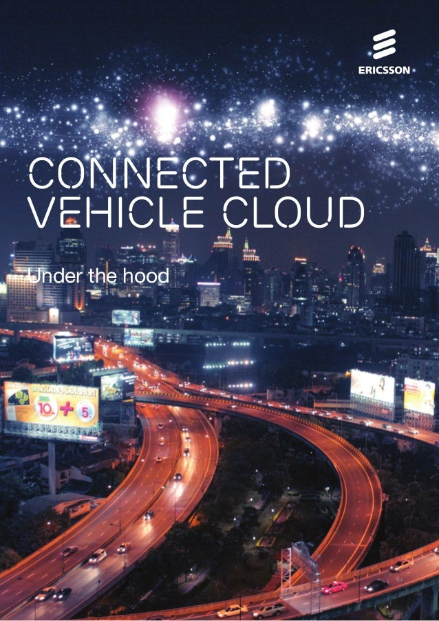 connected  vehicle cloud  Under the hood