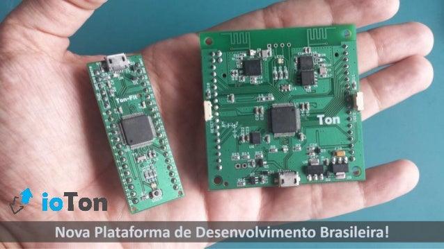 Microcontrolador Microcontroller Memória Flash Flash memory SRAM SRAM Clock Clock Tensão de Operação Operating Voltage Cor...
