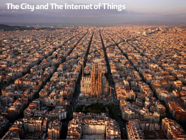 The City and The Internet of Things