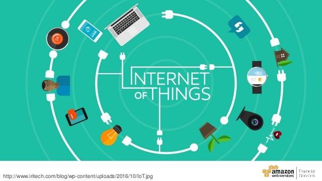 Innovation With Aws Iot Robotics And Ai
