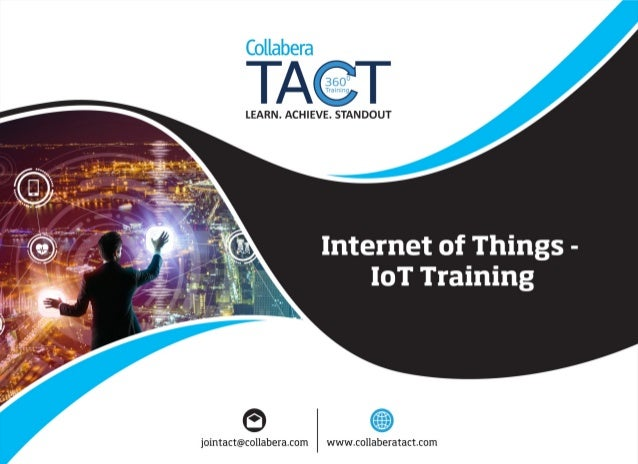 IoT Training & Certification Online