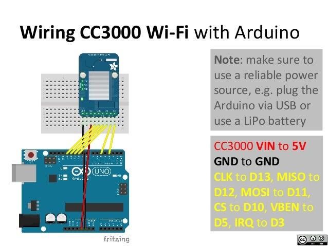 via desktop computer 31 - Arduino Beispiele