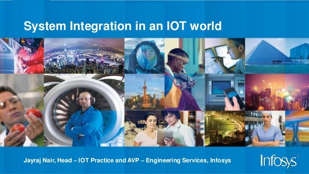 Technology Management Image: Infosys' Session On IoT World
