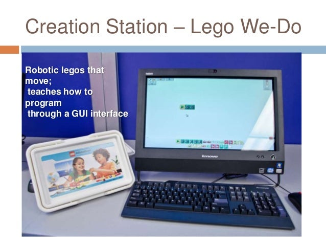Gaming Stations - Why   Involvement and communication   Attract new target audiences   Economy makes it hard for kids t...