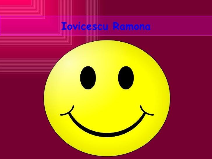 Iovicescu Ramona