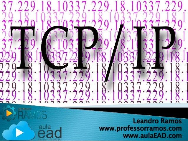 Leandro Ramos www.professorramos.com www.aulaEAD.com