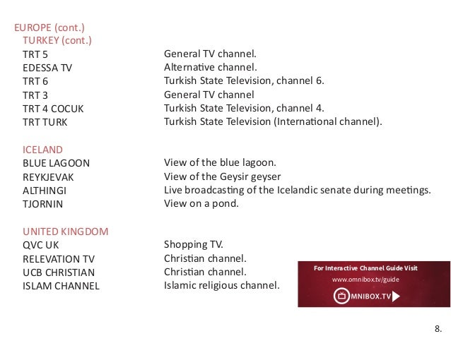 channel 9 tv program guide