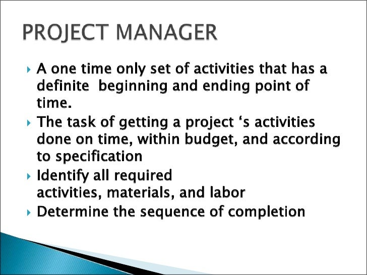 comparing project management and scenario planning Comparing agile and waterfall methods of project management - project management and project managers are in charge of executing the planning, organization, management and control of traditional (or waterfall) project management project managers traditionally identify a.