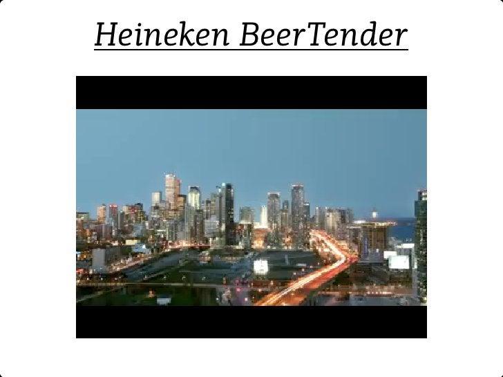 Heineken BeerTender            Ваш бар      Придумайте название         Нарисуйте лого    Оформите в своем стиле Откройте ...