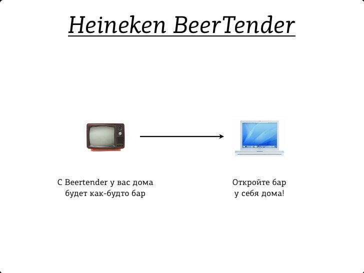 Heineken BeerTender