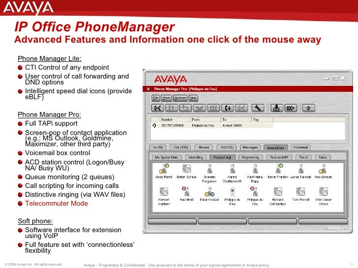 Avaya IP Office Presentation - Updated!