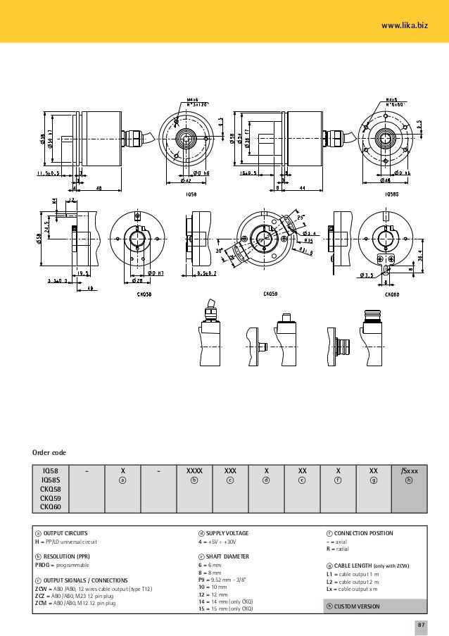 Encoder 7 Pole Wiring Diagram - free download wiring diagrams ...