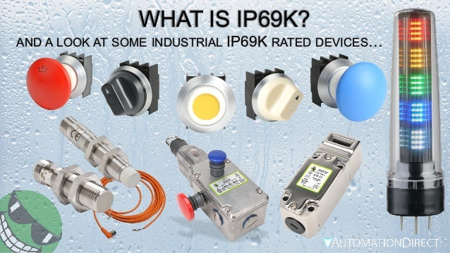 What is IP69K?