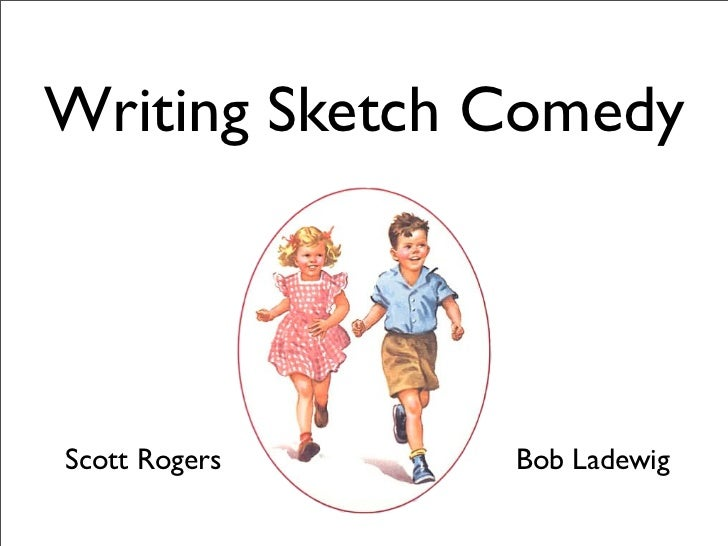 Writing Comedy Sketches That Sell