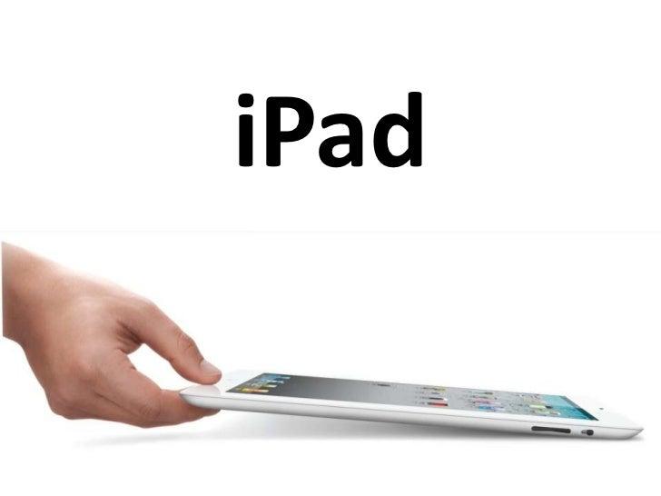 iPad<br />