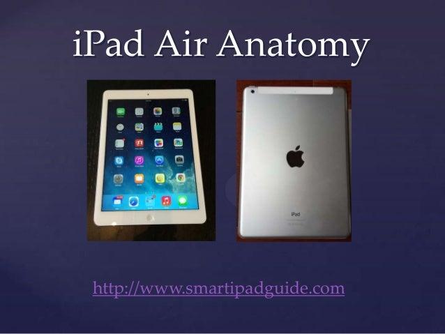 apple ipad air user guide