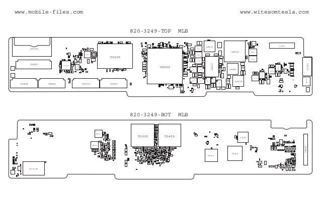 mini ipad 2 schematic diagram