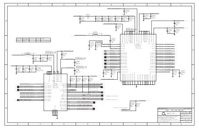 ipad 4 full Schematic Diagram