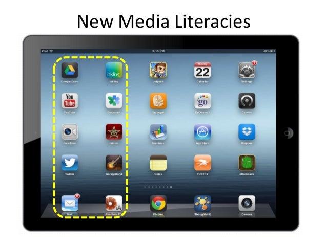 ChangeisdifficultNew Media Literacies