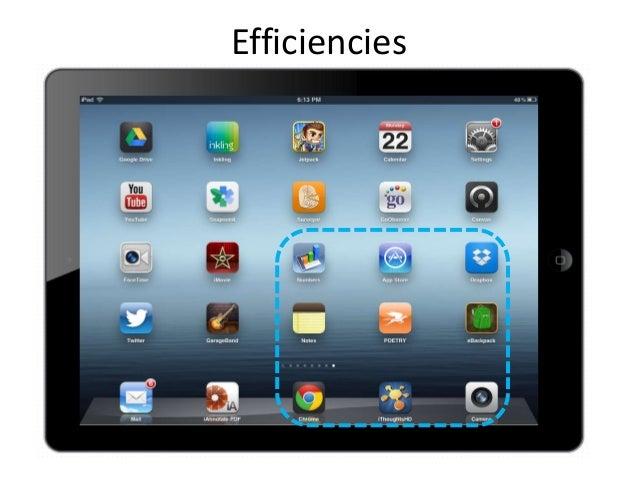 ChangeisdifficultEfficiencies