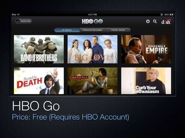 Hbo Goprice Free Requires Hbo