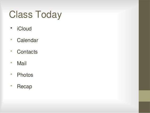 I pad class 3 maple grove Slide 2