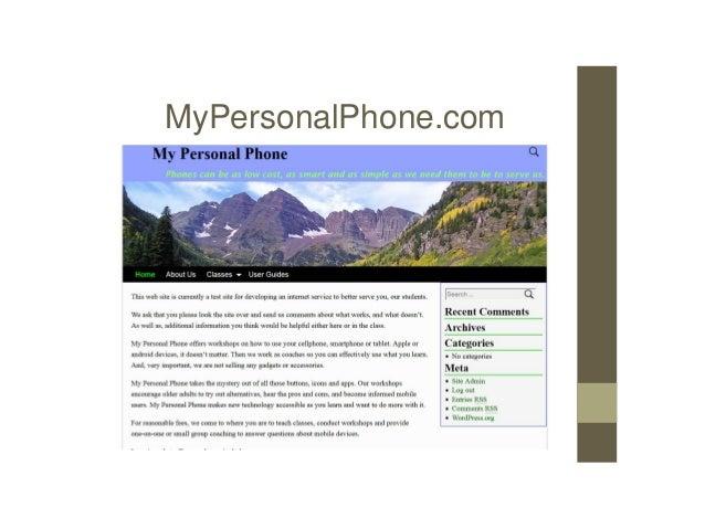 I pad class 3 maple grove Slide 3