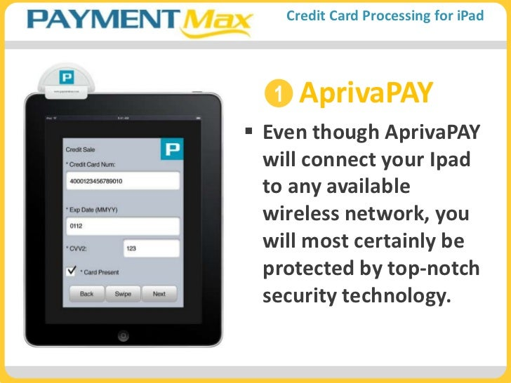 Ipad credit card processing app for small business paymentmax 7 colourmoves