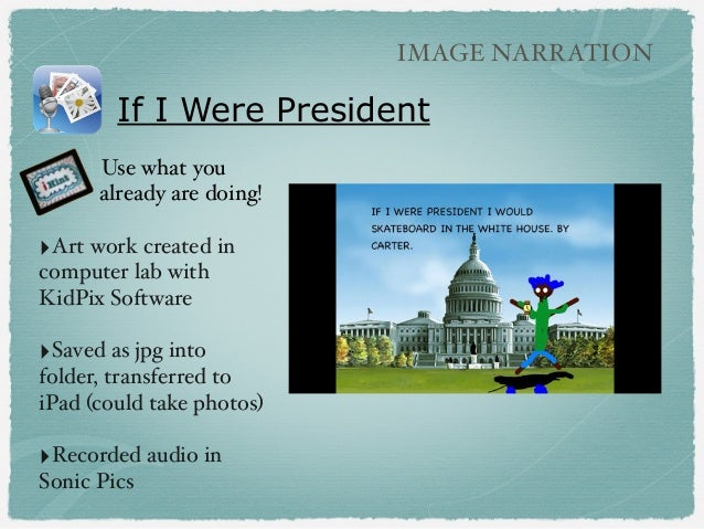 if you were president