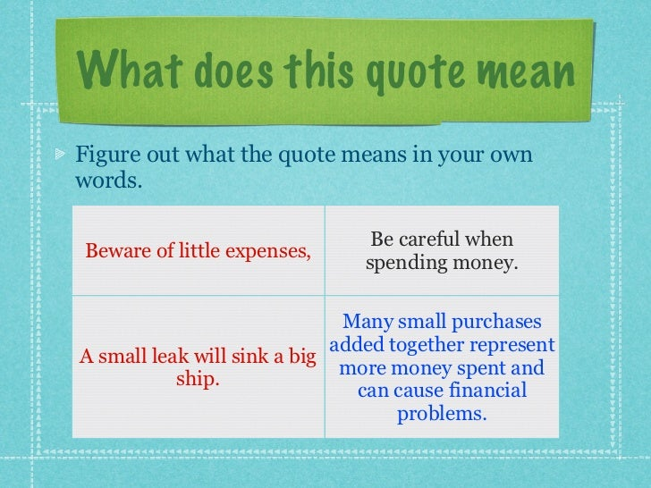 Analyzing Quotes Inspiration Analyzing Quotes