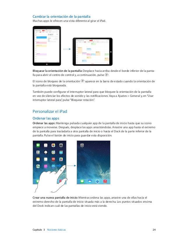 ipad manual del usuario ipad 2 manual usuario español ipad pro manual del usuario