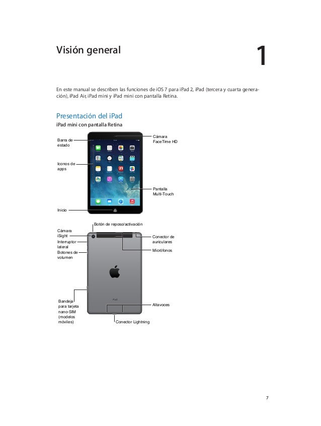 ipad manual del usuario ipad manual del usuario en español ipad 2 manual usuario español