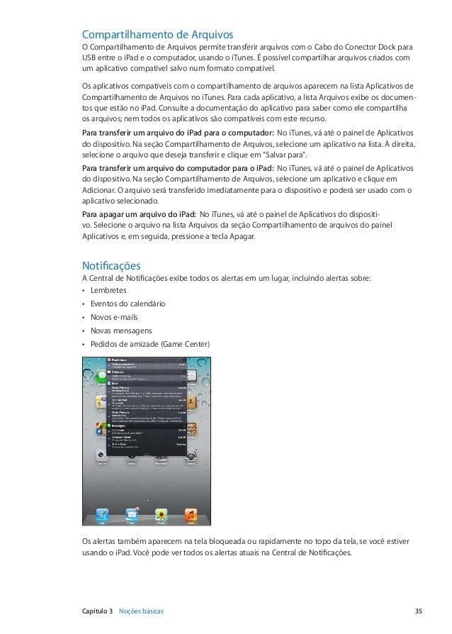 ipad manual do usuario ipad manual del usuario ipad pro manual del usuario