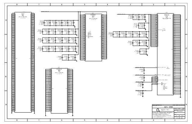 ipad mini1 full Schematic Diagram