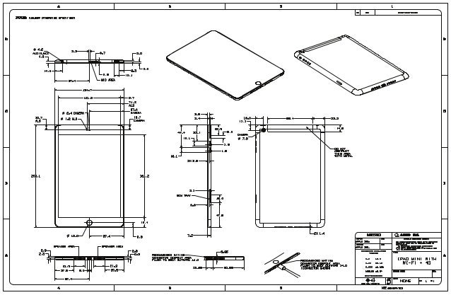 Ipad Mini 1 Full Schematic Diagram
