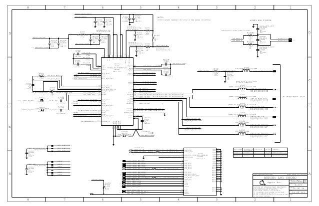 iPad mini 2 full schematic diagram