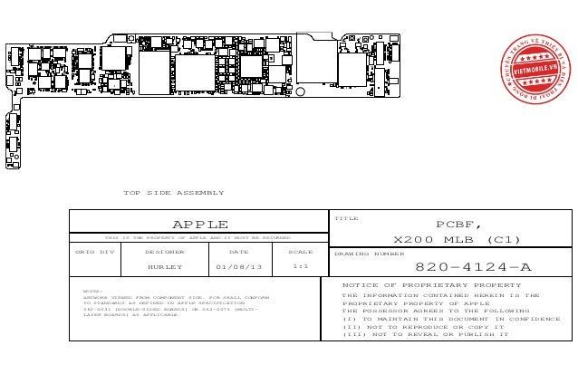 Ipad 2 Logic Board Diagram | Wiring Diagram