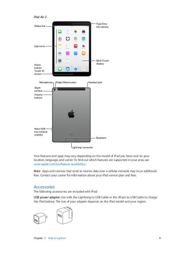 ipad pro manual rh slideshare net ipad air manual online ipad air manual pdf