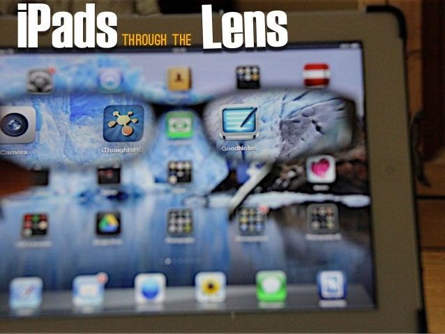 through the LensiPads