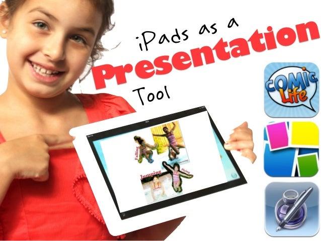 PresentationTool Ipad as a