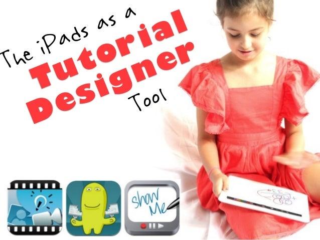 40ShowMe Tutorial Designers