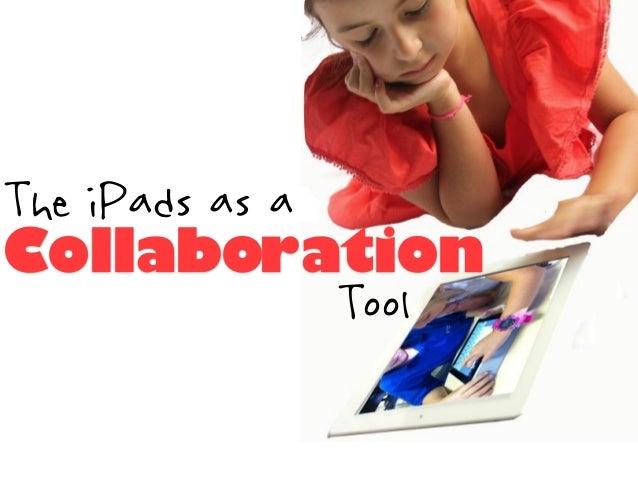 The iPads as a R e a d i n g Tool