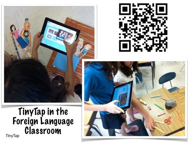 Art Classroom ipads in the Classroom