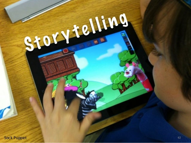 64ShowMe Kindergarten Math- Storytelling