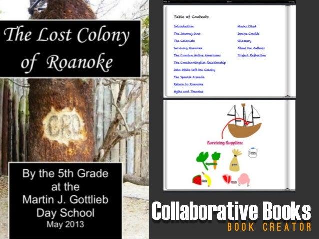 Collaborative BooksB o o k C r e a t o r