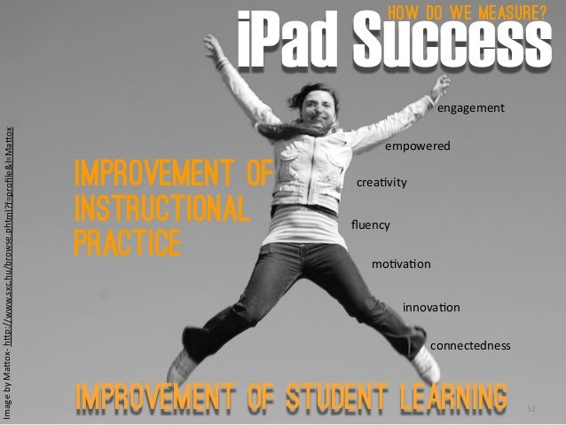 52Improvement of Student LearningImprovement ofInstructionalPracticeImage	  by	  Ma,ox-­‐	  h,p://www.sxc.hu/browse.phtml?...