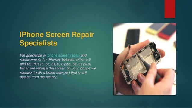 IPad Screen Repairs Services in Portland