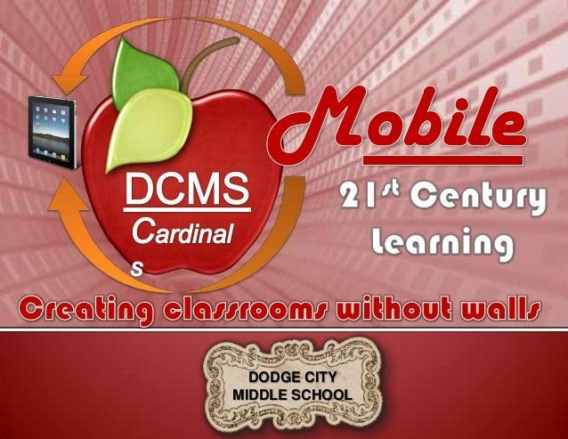 DODGE CITY MIDDLE SCHOOL