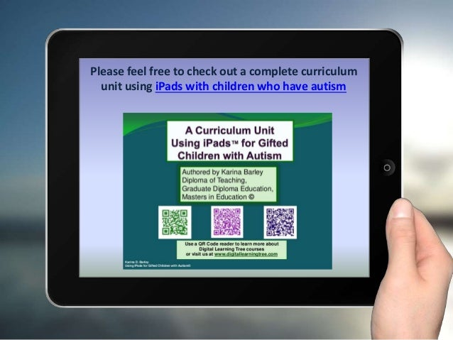 the use of ipad in classrooms as a powerful tool for children with autism Everything technology for the autism and special education classroom  functioning how to use tool kit autism  an ipad with children.